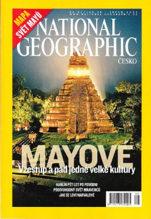 National Geographic. 8/2007