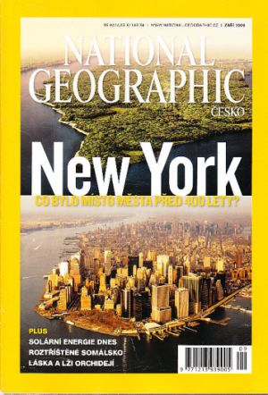 National Geographic. 9/2009