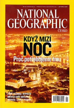 National Geographic. 11/2008