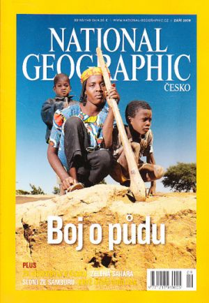 National Geographic. 9/2008