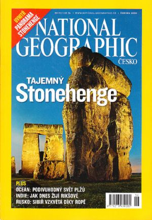 National Geographic. 6/2008