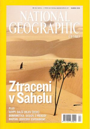 National Geographic. 4/2008