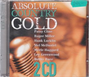 Absolute Country Gold 2 Cd.