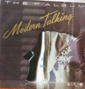 Moder Talking - The album