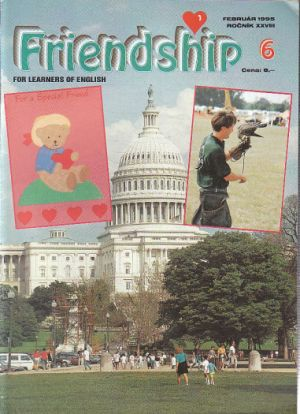 Friendship - For learners of  English 6/95