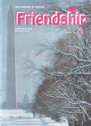 Friendship - For learners of  English 6/96