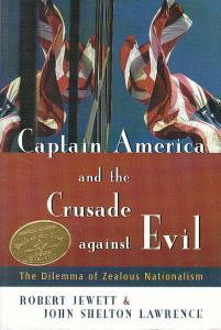 Captain America and the Crusade against Evil.