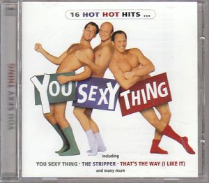 16 hot hot hits - You sexy thing