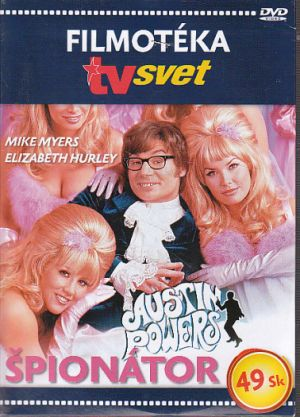Austin Powers-Špionátor