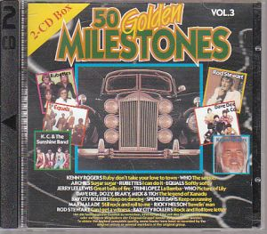 50 Golden Milestones vol. 3